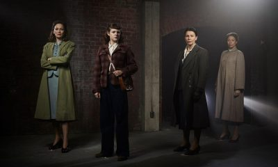 Bletchley Circle San Francisco Season Finale Wed 15 Aug on ITV