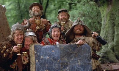 Time Bandits (1981, Michael Palin, Sean Connery)