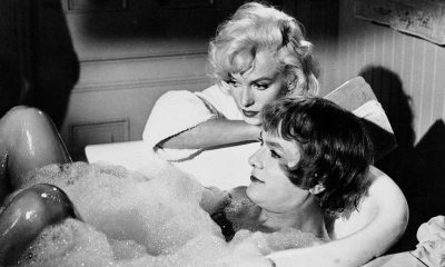 Some Like It Hot (1959, Marilyn Monroe, Tony Curtis)