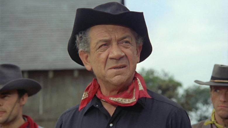Carry On Cowboy (1965, Jim Dale, Sid James)