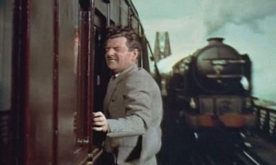 39 Steps, The (1959, Kenneth More, Taina Elg)