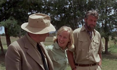 Born Free (1966, Virginia McKenna, Bill Travers)