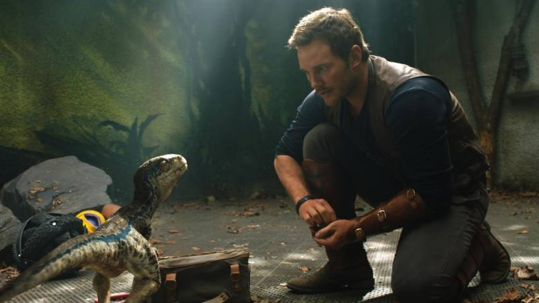 Jurassic World: Fallen Kingdom (2018, Chris Pratt, Bryce Dallas Howard)
