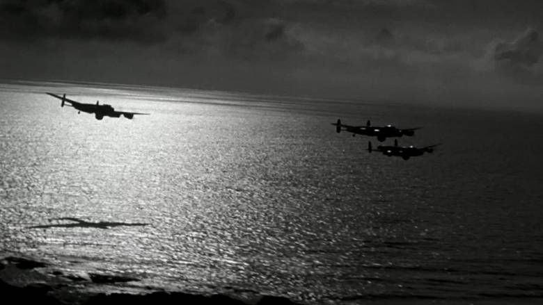 Dam Busters, The (1955, Richard Todd, Michael Redgrave)