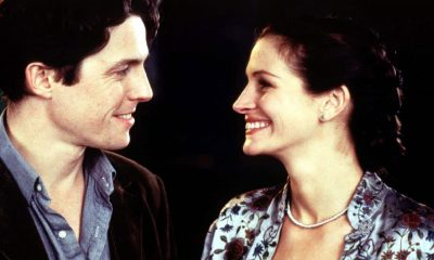 Notting Hill (1999, Hugh Grant, Julia Roberts)