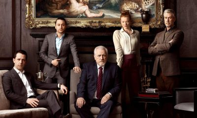 Succession (HBO 2018, Brian Cox, Jeremy Strong)