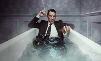 Patrick Melrose (Sky Atlantic - Showtime 2018, Benedict Cumberbatch)