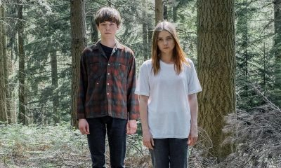 The End of the F***ing World (2017, Alex Lawther, Jessica Barden)