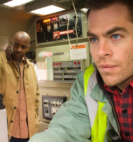 Unstoppable (TCF 2010, Denzel Washington, Chris Pine)