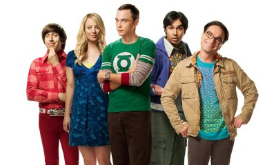 The Big Bang Theory: The Procreation Calculation (S12EP3 CBS 4 Oct 2018, with Keith Carradine)