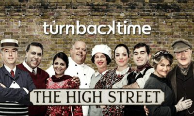 Turn Back Time: The High Street (BBC-1 2010)