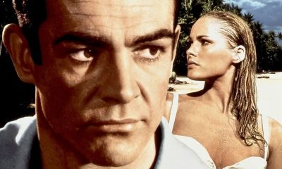 Dr. No (United Artists 1962, Sean Connery, Ursula Andress)