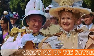 Carry On Up The Khyber (Rank 1968, Sid James, Roy Castle)