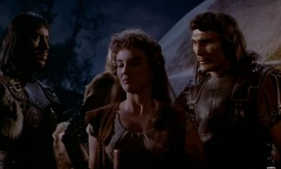 Sign Of The Pagan (1954, Jack Palance, Jeff Chandler)