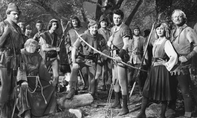 Bandit of Sherwood Forest, The (Columbia 1946, Cornel Wilde, Anita Louise)