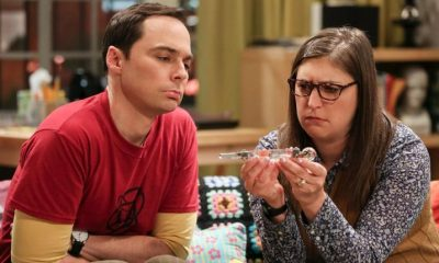 The Big Bang Theory: The Wedding Gift Wormhole (CBS 27 Sep 2018)