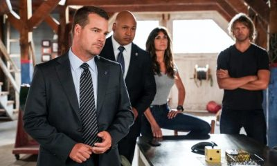 NCIS: Los Angeles: The Prince (S10EP3 CBS 14 Oct 2018)