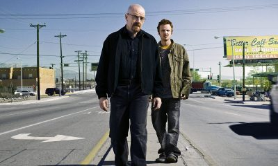Breaking Bad (AMC 2008-2013, Bryan Cranston, Aaron Paul)