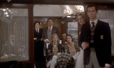 Murder On The Orient Express (1974, Albert Finney, Lauren Bacall)