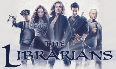 Librarians, The (TNT 2014, Noah Wyle, Rebecca Romijn)