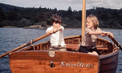 Swallows and Amazons (EMI 1974, Virginia McKenna, Ronald Fraser)