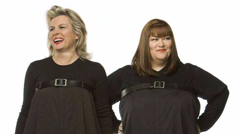 Classic TV Revisited: French and Saunders