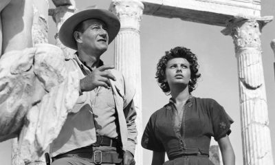 Legend Of The Lost (1957, John Wayne, Sophia Loren)