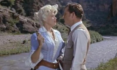 Sheriff Of Fractured Jaw, The (1959, Kenneth More, Jayne Mansfield)