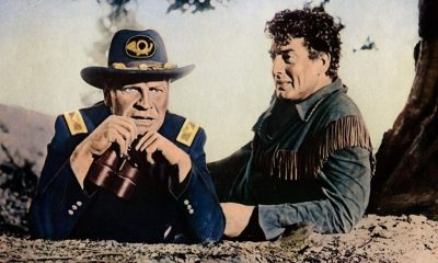 Savage Wilderness (1955, Victor Mature, James Whitmore)