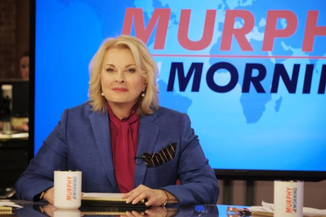 Murphy Brown: Fake News (Series Returns after 20 year gap 27 Sep on CBS)