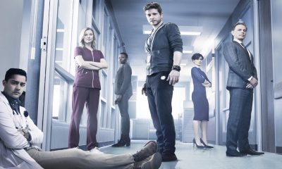 The Resident: Three Words (Fox 8 Oct 2018, with Tasso Feldman)