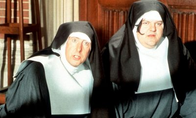 Nuns On The Run (Handmade 1990, Eric Idle, Robbie Coltrane)