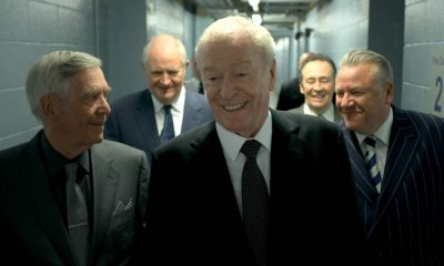 King of Thieves (2018, Michael Caine, Michael Gambon)