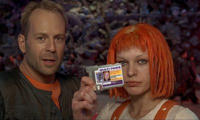 Fifth Element, The (1997, Bruce Willis, Milla Jovovich)