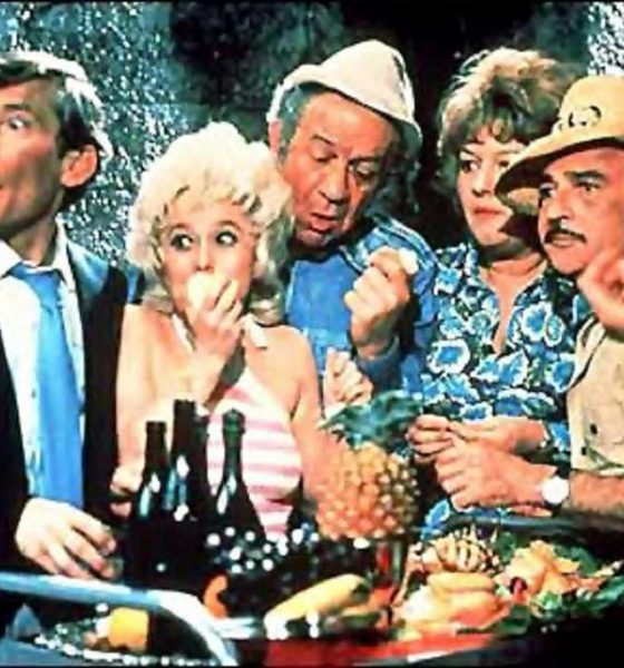 Carry On Abroad (Rank 1972, Sid James, Barbara Windsor)