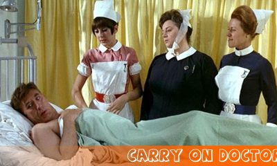Carry On Doctor (Rank 1967, Frankie Howerd, Jim Dale)