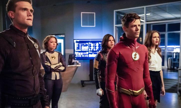 The Flash: Blocked (S5EP2 The CW Tues 16 Oct 2018)