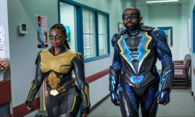 Black Lightning: The Book of Consequences: Chapter Four - Translucent Freak (S2EP4 The CW Tues 30 Oct 2018)