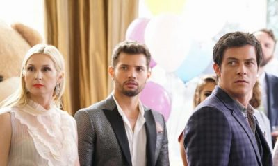 Dynasty: The Butler Did It (S2EP3 The CW Fri 26 Oct 2018)