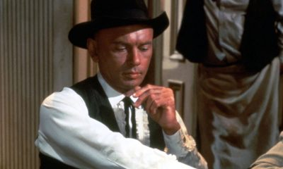 Invitation to a Gunfighter (UA 1964, Yul Brynner, George Segal)