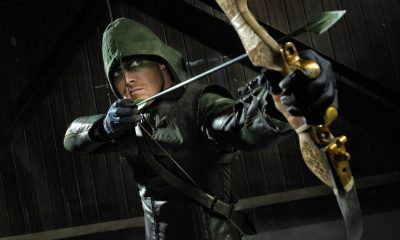Arrow: Crossing Lines (S7EP3 The CW Mon 29 Oct 2018)