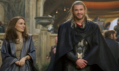Thor: The Dark World (Marvel 2013, Chris Hemsworth, Anthony Hopkins)