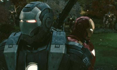 Iron Man 2 (Marvel 2010, Robert Downey Jr, Gwyneth Paltrow)