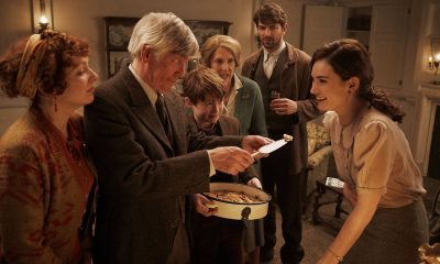Guernsey Literary and Potato Peel Pie Society, The (2017, Lily James, Matthew Goode)