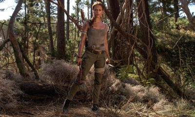 Tomb Raider (2018, Alicia Vikander, Dominic West)