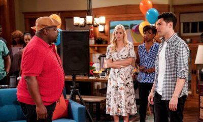 The Neighborhood: Welcome to the Housewarming (S1EP4 CBS Mon 22 Oct 2018)