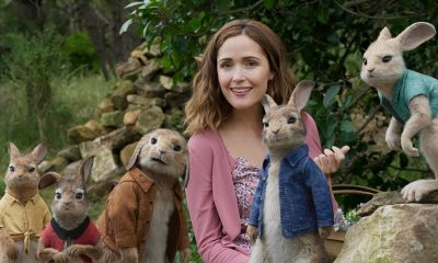 Peter Rabbit (2018, James Corden, Rose Byrne)