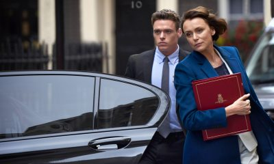 Bodyguard Netflix Premiere on Wed 24 Oct