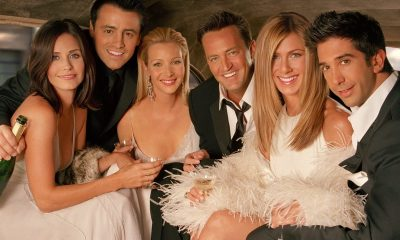 Friends (NBC 1994-2004, Jennifer Aniston, Matt Le Blanc)