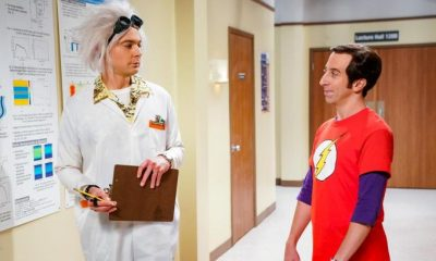 The Big Bang Theory: The Imitation Perturbation (S12EP6 CBS Thurs 25 Oct 2018)